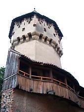 Kádár torony, Nagyszeben., Fotó: Muszka János