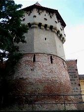 Turnul Dulgherilor, Sibiu, Foto: Diana Bălțeanu