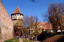 Turnul Dulgherilor, Sibiu, Foto: Ovidiu Sopa
