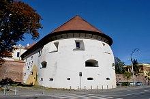 The Fat Tower, Sibiu·, Photo: Andrei Popa