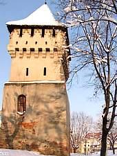 Turnul Olarilor, Sibiu, Foto: Ovidiu Sopa