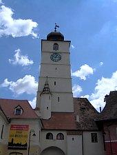 Turnul Sfatului, Sibiu, Foto: Alexandra și Bogdan Mârza