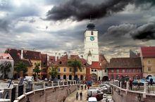 Turnul Sfatului, Sibiu, Foto: Mircea Vâlcu