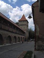 A védelmi rendszer, Nagyszeben., Fotó: Alexandra și Bogdan Mârza