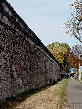 A védelmi rendszer, Nagyszeben., Fotó: Andrei Popa