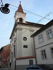 Biserica Reformata, Sibiu, Foto: Varró Sándor