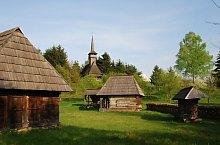 Muzeul satului, Sighetu Marmatiei, Foto: Camil Iamandescu