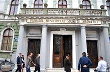 Palatul Justitiei, Sighetu Marmatiei, Foto: WR