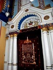 Sinagoga Sefarda, Sighetu Marmatiei, Foto: WR