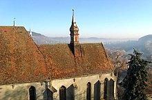 Biserica Manastiri, Sighisoara, Foto: Liviu Șerbănescu
