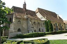 Biserica Manastiri, Sighisoara, Foto: Mezei Elemér