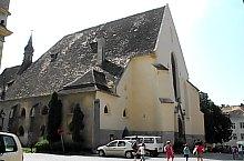 Biserica Manastiri, Sighisoara, Foto: Zámbóné, Rapp Kára