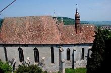 Biserica Manastiri, Sighisoara, Foto: Primăria Sighișoara