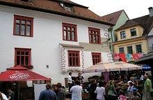 Casa cu Cerb, Sighisoara, Foto: Ioan Doinaș Mureșan