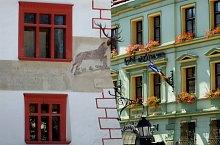 Casa cu Cerb, Sighisoara, Foto: Daniela Stelia