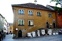 Venetian house, Sighișoara·, Photo: Mezei Elemér