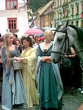 Sighişoara: Festivalul Medieval