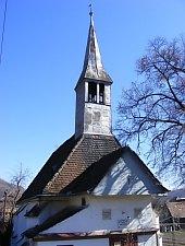 Leprások temploma, Segesvár., Fotó: pr. Ciprian Dărăban