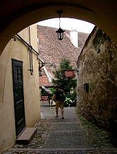 Középkori vár, Segesvár., Fotó: Ovidiu Nicorici