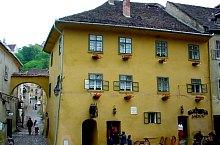 Vlad Dracu ház, Fotó: Daniela Stelia