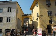Vlad Dracu ház, Fotó: Zámbóné Rapp Klára