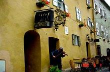 Vlad Dracu ház, Fotó: Daniel Stoica