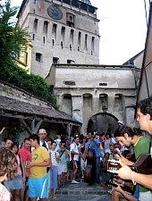 Sighişoara, Festivalul Medieval, Foto: Simona Breaz