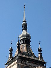 Turnul cu ceas, Sighisoara, Foto: Silvia Rusu