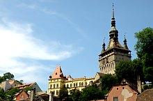 Turnul cu ceas, Sighisoara, Foto: Mezei Elemér