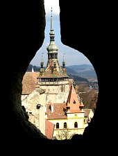 Sighișoara, Turnul cu ceas, Foto: Primăria Sighișoara