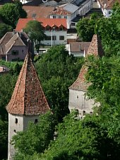 Szűcsök tornya, Segesvár., Fotó: Michael Bodea