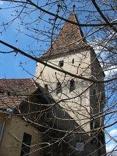 Szűcsök tornya, Segesvár., Fotó: Segesvári városháza