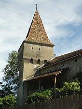 Szűcsök tornya, Segesvár., Fotó: Mezei Elemér