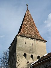 Segesvár, Szűcsök tornya, Fotó: Segesvári városháza