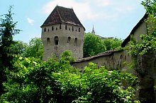 Ónművesek tornya, Segesvár., Fotó: Daniel Stoica