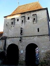 Szabók tornya, Segesvár., Fotó: Liviu Șerbănescu
