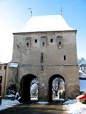 Szabók tornya, Segesvár., Fotó: Segesvári városháza
