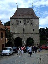 Szabók tornya, Segesvár., Fotó: Cristian Laubach