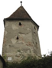 Mészárosok tornya, Segesvár., Fotó: Constantin Zaharie