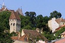 Tímárok tornya, Segesvár., Fotó: Ovidiu Nicorici
