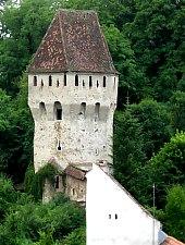 Tímárok tornya, Segesvár., Fotó: Mihaela Ilie