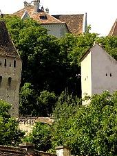 Tímárok tornya, Segesvár., Fotó: Mezei Elemér