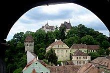 Tímárok tornya, Segesvár., Fotó: Cristian Laubach