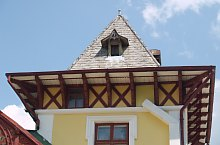 Vila Argetoianu, Sinaia, Foto: Daniel Tudor