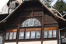 Vila Carola, Yehudi Menuhin, Sinaia·, Photo: Daniel Tudor