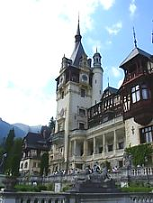 Peles castle, Photo: Coroviță Georgiana