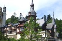 Peles castle, Photo: Mădălina Doru