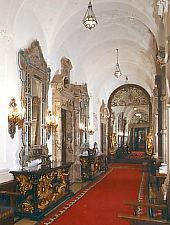 Peles castle, The mirors hall, Photo: Ion Voicu