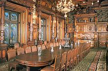 Peles castle, The living-room, Photo: Ion Voicu
