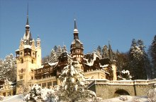 Peles castle, Photo: Ion Voicu